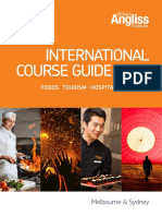 2019 International Course Guide