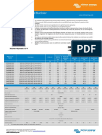 Datasheet BlueSolar Polycrystalline Panels FR