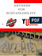 Yuva Unstoppable partners with Bechtel for employee engagement program - Partners for sustainability