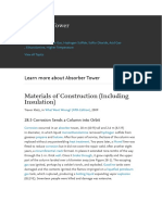 Absorber Tower