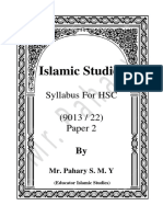 Islamic Studies HSC P2 9013 22 (2)