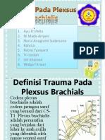 Trauma Pada Plexsus Brachialis
