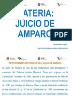 Exposición Del Juicio de Amparo