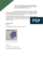 Resumen de Las Propiedades y Caracteristicas Dielectricas Que Contienen Los Materiales Aislantes