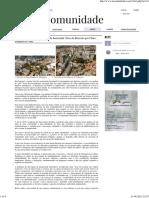 Dinâmicas Urbanas e propriedade horizontal