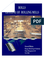 Rolling Mill Details