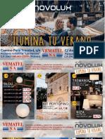 201905 Novolux Promo Ilumina Tu Verano 2019 Folleto