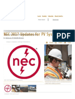 NEC 2017 Updates for PV Systems_SolarPro Magazine