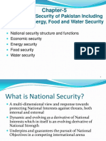 Chapter-5, National Security