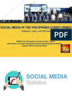 Social Media in the Philippines and Cyber Crime