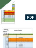 Copy of Crane Schedule