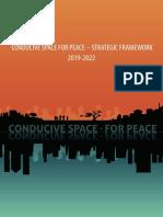 CSP Strategy 2019-2022