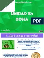 Roma 1 ESO