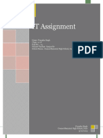 It Assignment