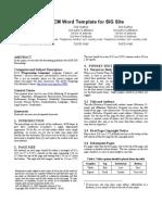 2009 SAC PDF Template