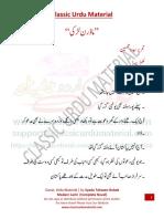 Modern Larki Novel by Syeda Tehseen Rabab Complete