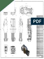 Rotary Valve Engine Assy