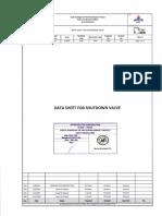 Signed Data Sheet