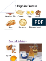 Foods Rich in Nucleic Acids