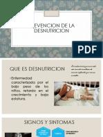 Prevencion de La Desnutricion2 (1)
