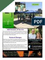 FCC Newsletter Early Summer 2019