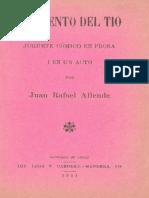 Juan Rafael Allende - El Cuento Del Tío