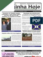 Jornal Varginha Hoje - Edição 23 - 2010