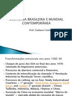 4 Economia Brasileira e Mundial Contemporânea