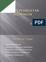 Proses Pembuatan Alumunium