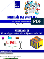 Ingeniería Del Software - UML
