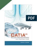 CATIA V5-Macro Programming With Visual Basic Script1
