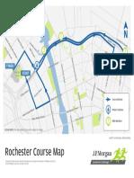 Rochester 2019 Race Map