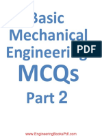 Basic Mechanical Engineering MCQs Part 2