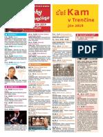 KAM v Trenčíne - jún 2019