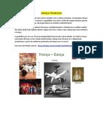 Dança Francesa
