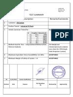 DL Custom - Test Certificate