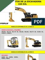 Fundamentos Excavadora 336d2l