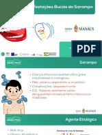 Sarampo Para Dentistas