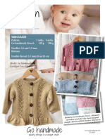 99648 Uk Cardigan Lace Flounce Booklet