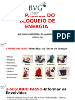 9-Passos Do Bloqueio de Energia