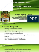 FINANCIAL MANAGEMENT for Agribusiness CPU 2nd sem 2018-2019.pptx