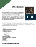 Lectura en Frío - Wikipedia, La Enciclopedia Libre