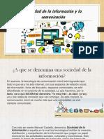 Sociedad de La Información y La Comunicación
