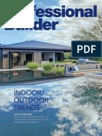 Professional Builder - Agosto 2014