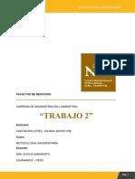 Tarea 3 Falta Metodologia Lista y Preparada