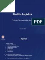Unidad I Gestión Logistica