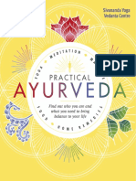 Sivananda Yoga Vedanta Centre - Practical Ayurveda_ Find Out Who You Are and What You Need to Bring Balance to Your Life-DK (2018)