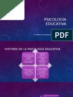 4 Clase. Psicología Educativa