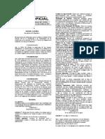 Decreto 883 Calidad Cuerpos de Agua y Efluentes Liquidos