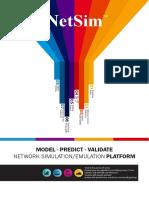 NetSim Brochure V9